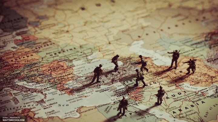 Город Хама в Сирии чуть не пленили 10 тысяч боевиков