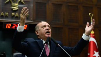 Турция готовится к войне: Эрдоган объявил мобилизацию резервистов