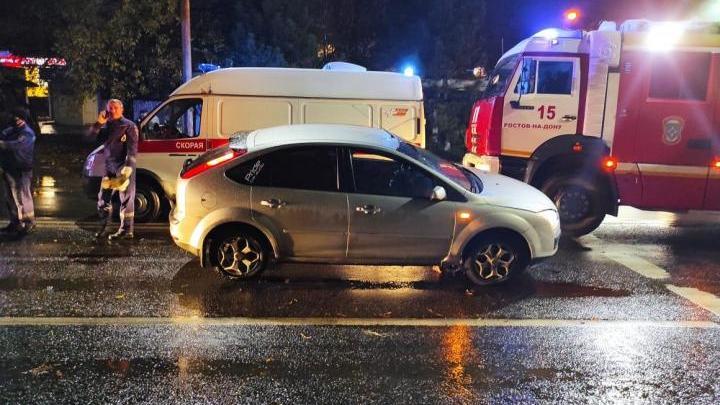 В Ростовской области за один вечер в смертельных ДТП погибли два пешехода