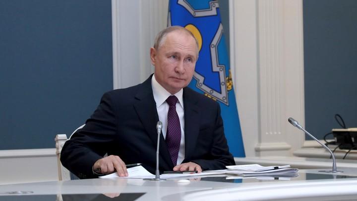 Путин высказался о Навальном. Хватило двух фраз
