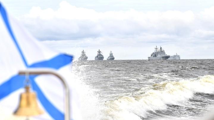 Чешские журналисты оскорбили русских моряков и услышали неудобные вопросы от своих же