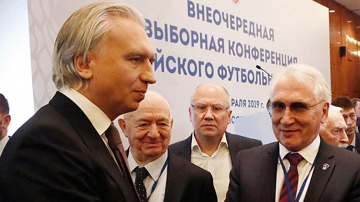РФС: Дюков – наш президент
