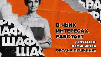 В чьих интересах работает депутатка-феминистка Оксана Пушкина?