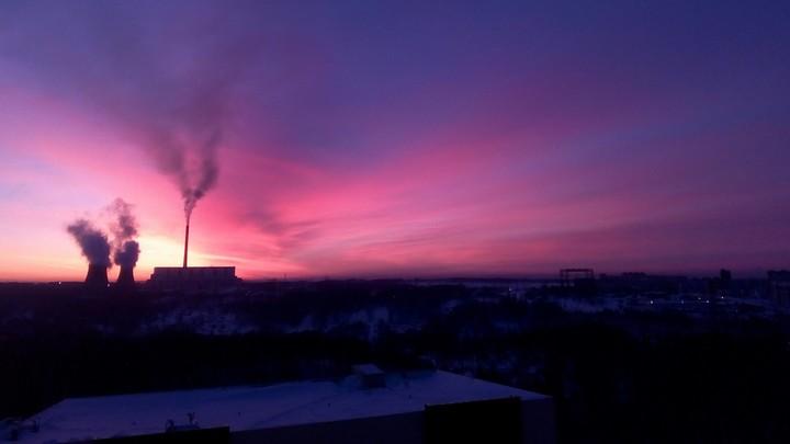 В Новосибирске начали подавать отопление в жилые дома
