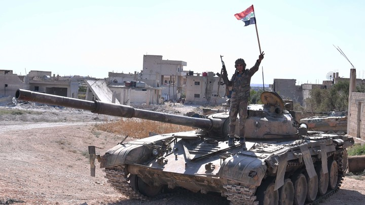Для защиты местного населения: Сирийская армия выдвинулась на север страны для противодействия войскам Турции - СМИ