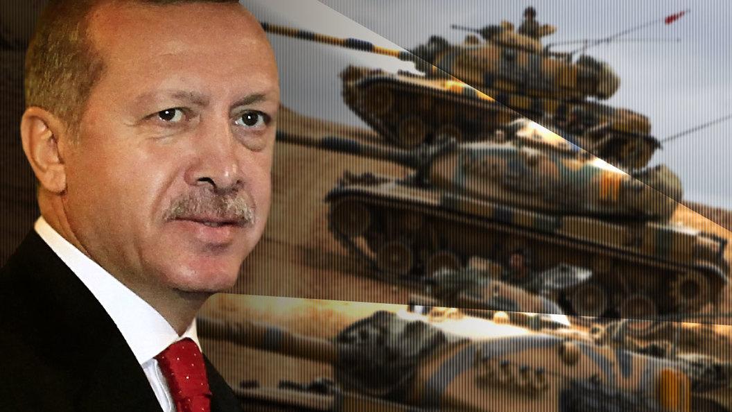 Эрдоган мстит Европе за турецкий ОПК