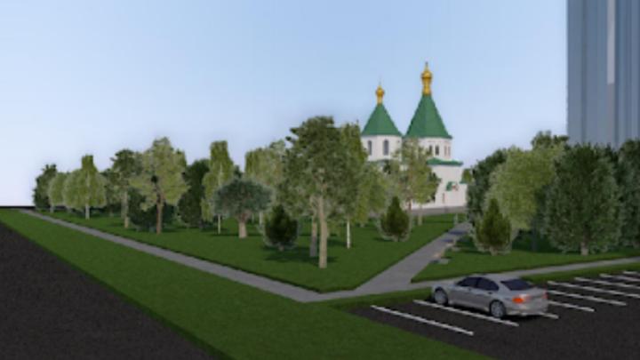 Минград: строительство храма в ЖК «Маяк» в Нижнем Новгороде не противоречит закону