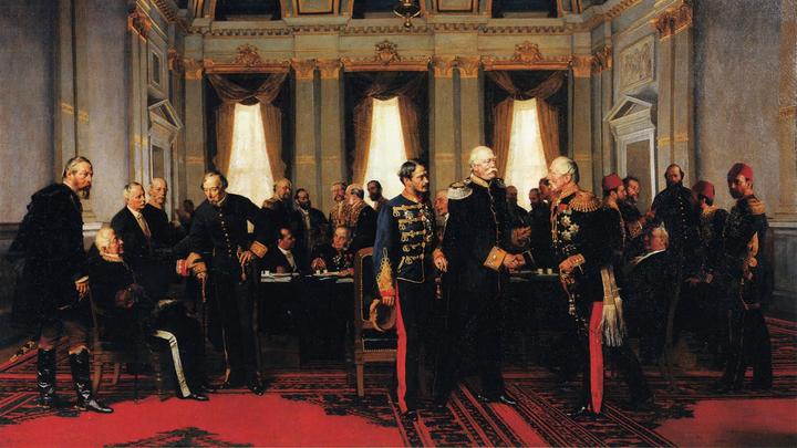 Хронология вечности: Провозглашение Сербии королевством