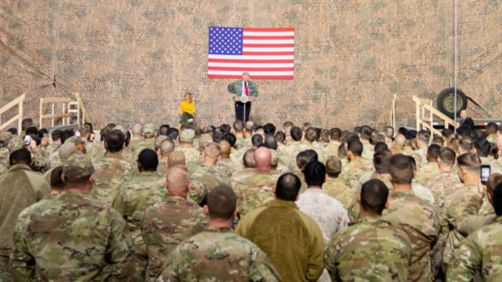 США используют Ирак, чтобы остаться в Сирии