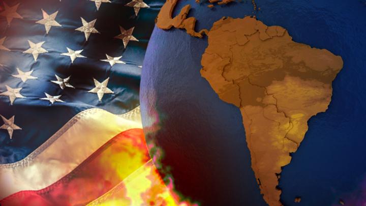 Как США гнобят Латинскую Америку