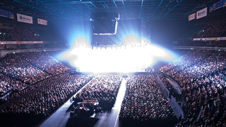 Ледовый дворец отменил все концерты до февраля: под «каток» попали Сукачев и «Золотой граммофон»