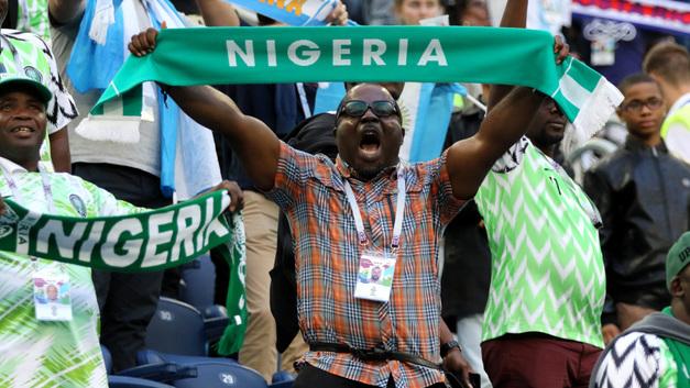 Нигерийский оппозиционер посмотрел футбол и попросил политического убежища в России