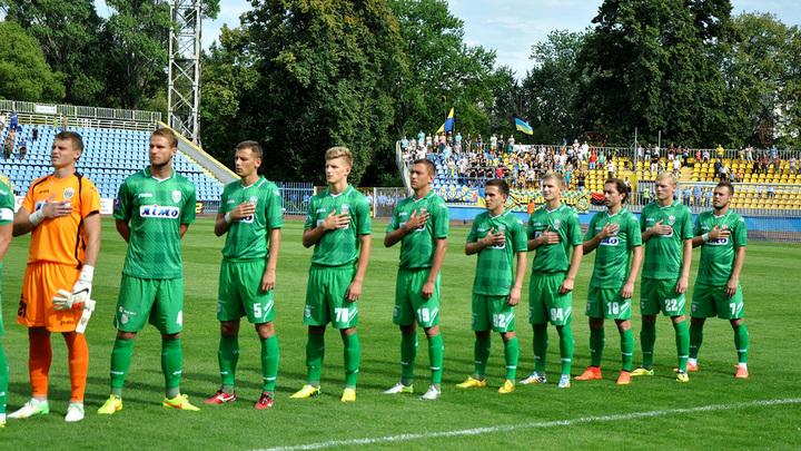 Игрока львовских «Карпат» выгнали изкоманды заподдержку сборной РФ