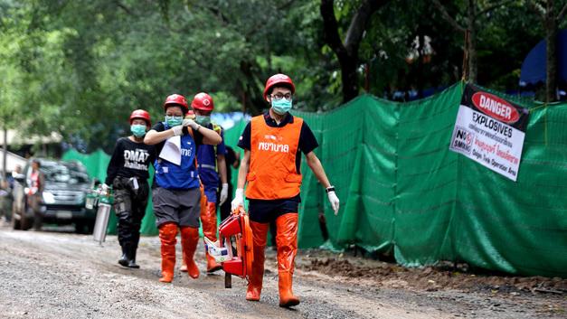 Медики не пускают спасенных тайских детей на финал ЧМ