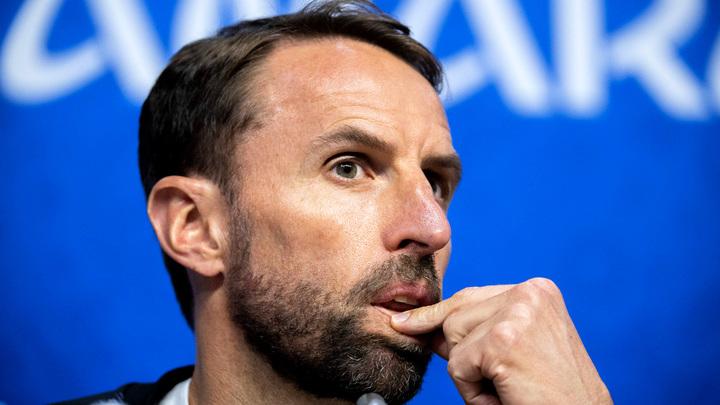 Тренер англичан Саутгейт еще доЧМ считал нехорошие статьи оРФ неправдою