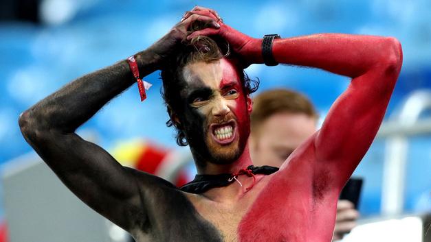 Брюссель в огне: бельгийские болельщики после поражения в полуфинале ЧМ устроили массовые беспорядки