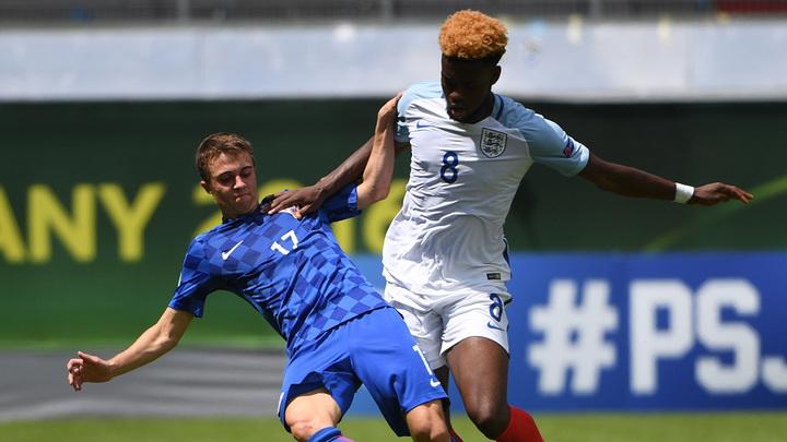 Падшая в русских глазах Хорватия и не поднимавшаяся в них Англия обнародовали составы на полуфинал ЧМ