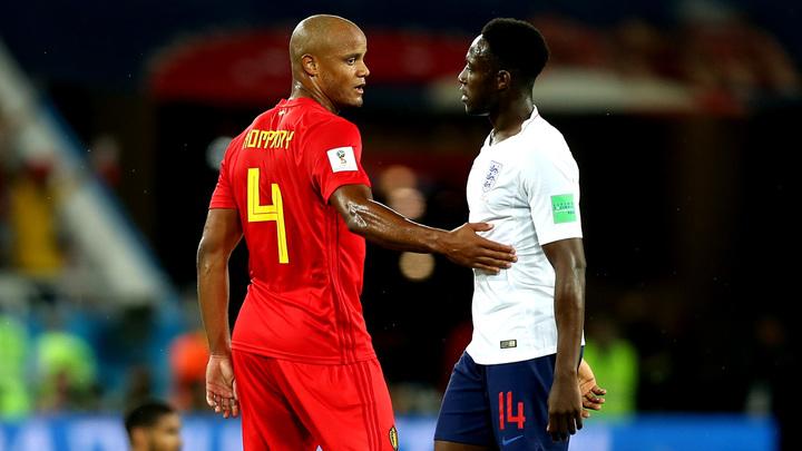 Наказанные футболом за «халтурку» на групповом этапе сборные Бельгии и Англии обнародовали составы на матч за 3-е место