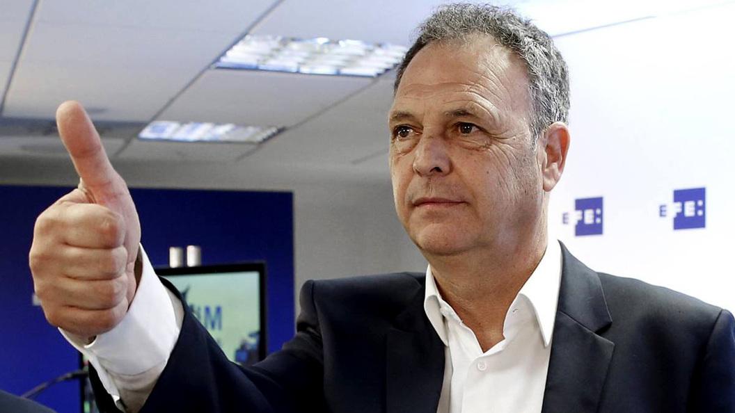 Монтелла уволен споста тренера «Севильи»
