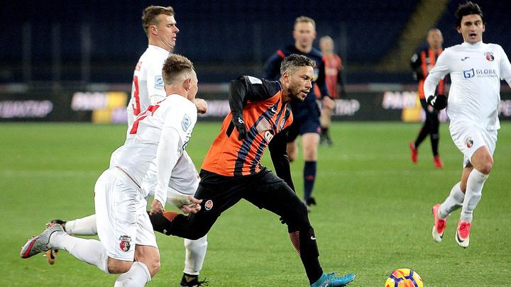 Сразу три клуба украинской Премьер-лиги могут прекратить существование