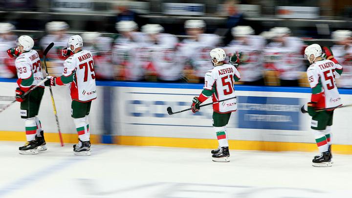 В сборной России по хоккею нет ни одного игрока из чемпионского Ак Барса