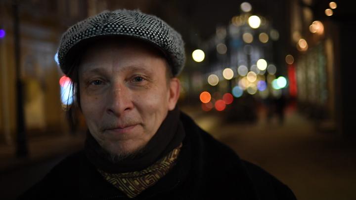 Охлобыстин рассказал, как матерился во ВГИКе: Ругался с красным лицом, но...