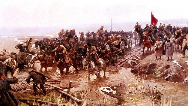 Гражданская война в России: К столетию начала