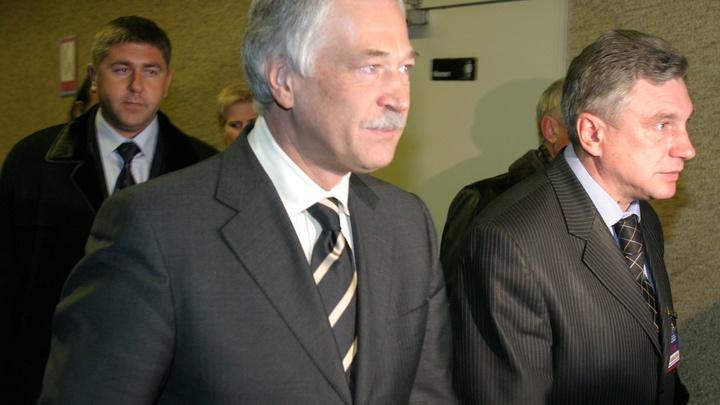 Грызлов заявил о разведении сил в Станице Луганской