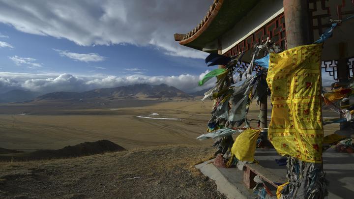 В КНР мусульман-уйгур поместили в лагерь китаизации