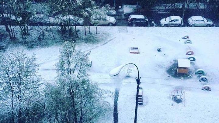 Погода в России проявит свой нрав 4 декабря