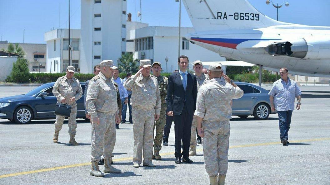 Сирия стала главной темой секретных встреч России, США и Израиля
