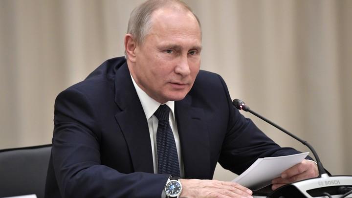 Задача близка к завершению: Путин объявил о сворачивании военной операции в Сирии