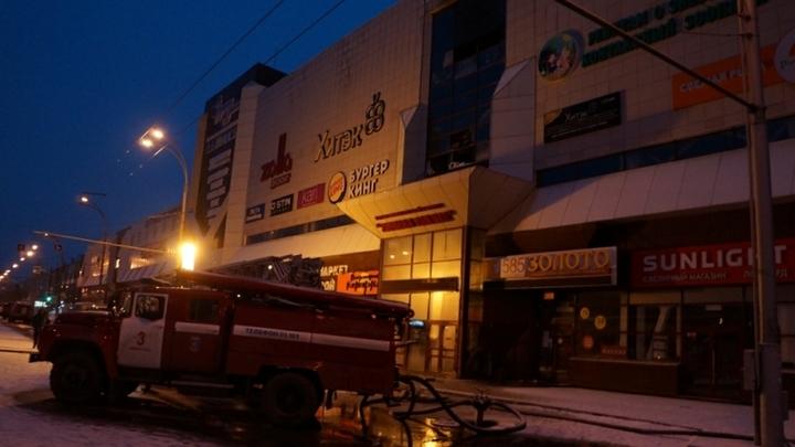 Зашевелились: Трагедия в Кемерове заставила владельцев ТЦ вспомнить о пожарной безопасности
