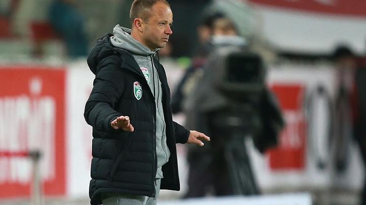 Дмитрий Парфёнов назвал свою команду героями