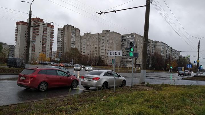 Во Владимире включили два новых светофора: пробки выросли на 2 километра