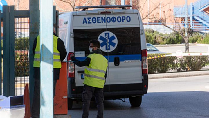 В Британии заразили афонского монаха коронавирусом