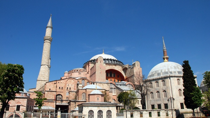 Собор Святой Софии снова стал мечетью. Решение Ататюрка отменено