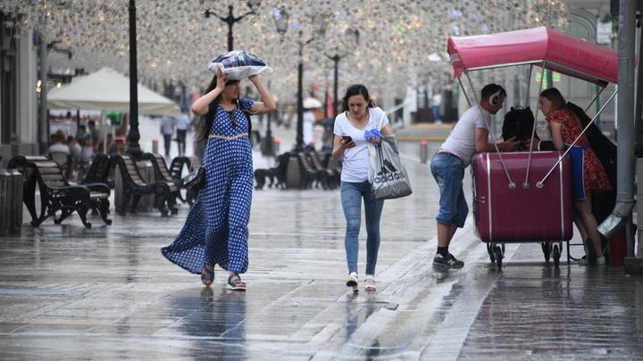 Несмотря на бытующее мнение…: Синоптик назвал самые дождливые месяцы