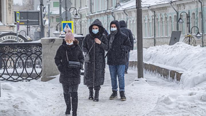 Полюс теплеет быстрее экватора: Климатолог призвал не удивляться аномальным холодам в России