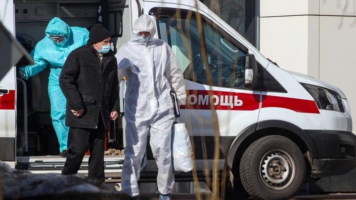 В Ростовской области за сутки число заразившихся ковидом выросло на 241: Новости на 7 апреля