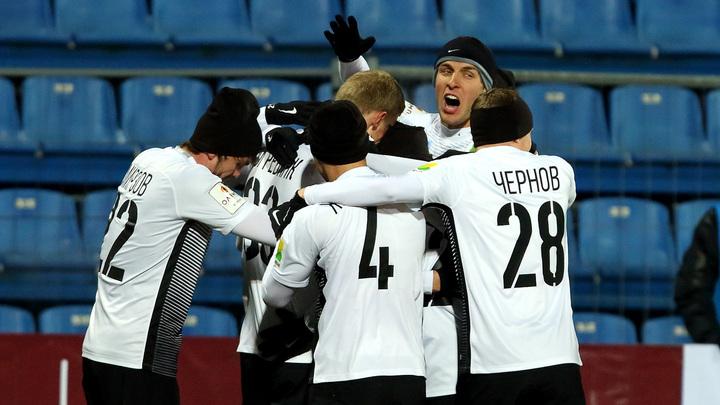 Тосно не сможет играть в Лиге Европы, даже если выиграет Кубок России