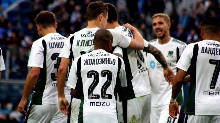 Футболисты из Краснодара спаслись в Хабаровске