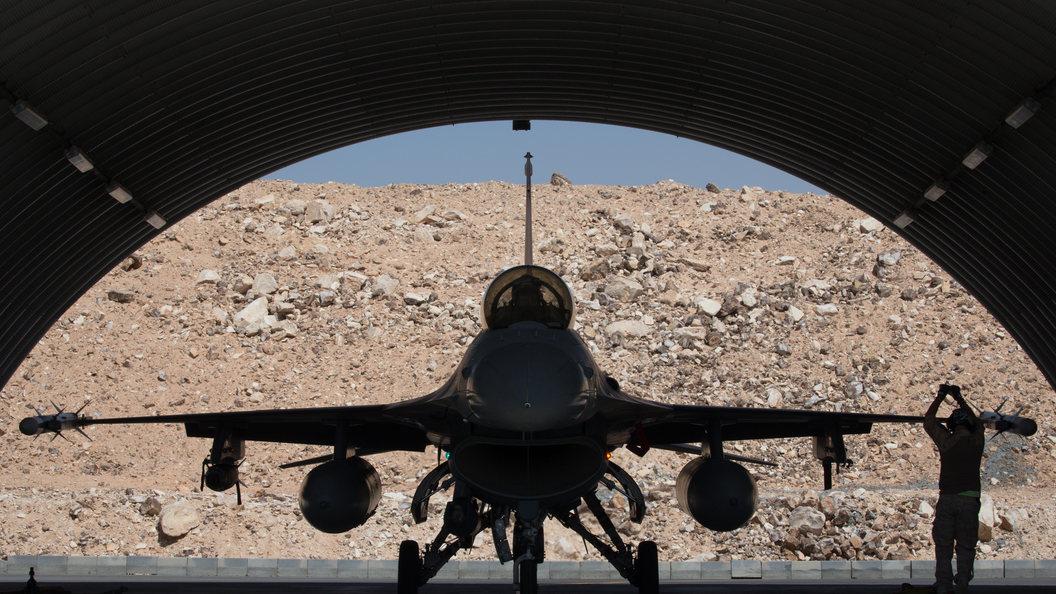 Жертвами авиаудара коалиции по госпиталю в Ракке стали не менее 43 человек