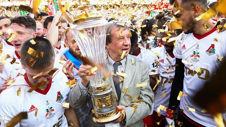10 причин, почему Локомотив стал чемпионом