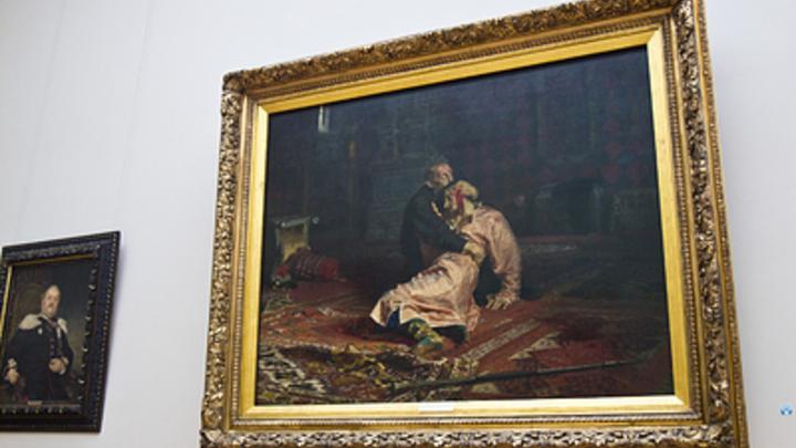 Испортил картину, потому что на ней ложь: Вандал из Третьяковки рассказал правду о своем поступке