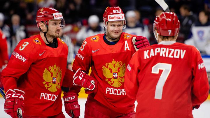 Россия vs Чехия: а теперь начинается настоящий хоккей