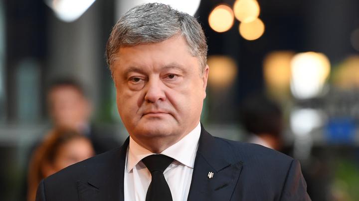 Порошенко обсудил с Тиллерсоном уход из СЦКК русских офицеров
