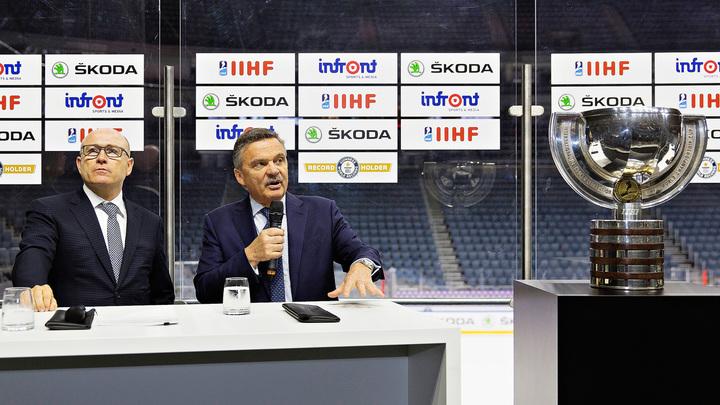 Расписание четвертьфиналов и сетка плей-офф чемпионата мира по хоккею