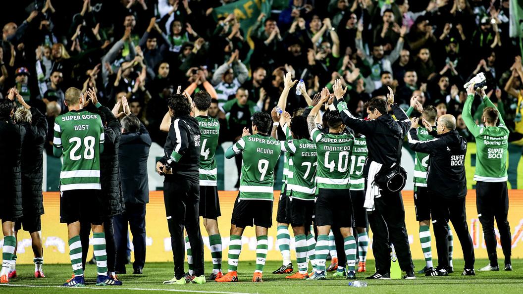 Игроки Спортинга отказываются от участия в финале Кубка Португалии