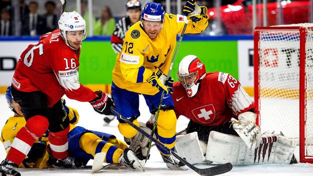 В символической сборной чемпионата мира русских хоккеистов нет